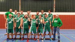 Basketball Meisterfeier 2